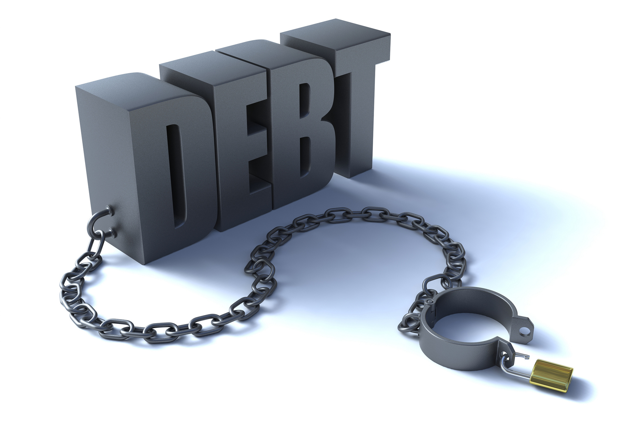 Think You'll Never Be In Debt? Think Again